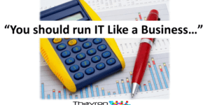 ITFM TBM run it like a business