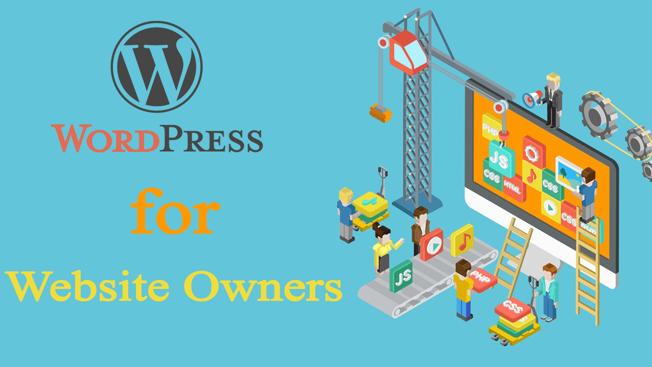 WordPress for Website Owners