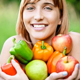 The Benefits of an Antiaging Diet