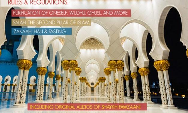 27 – Explanation of Fiqh | Abu Humayd Saalim | Manchester