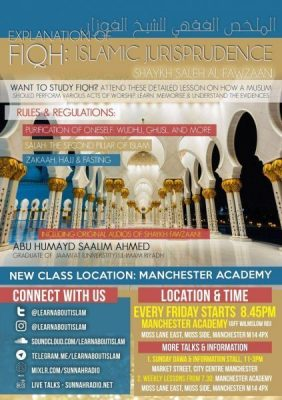 26 – Explanation of Fiqh | Abu Humayd Saalim | Manchester