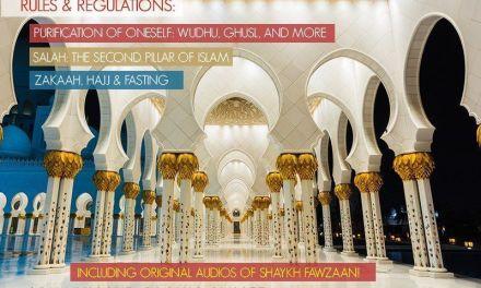29 – Explanation of Fiqh | Abu Humayd Saalim | Manchester