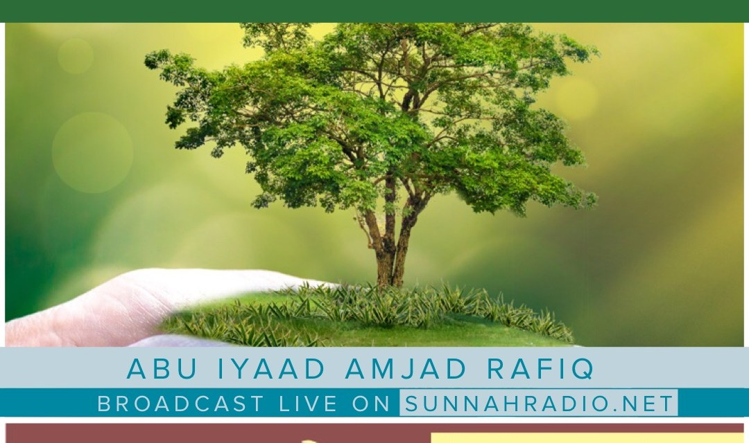 Protecting the Family and Raising Children – Abu Iyaad