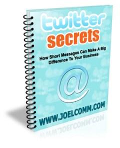 Twitter Secrets - Joel Comm