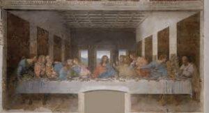 Ultima Cena di Leonardo da Vinci
