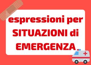 espressioni sulla salute italiano