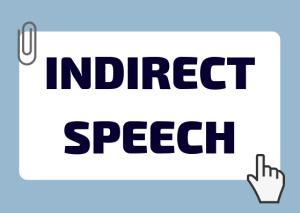 Italian reported speech