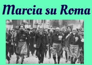 story of marcia su Roma in Italian