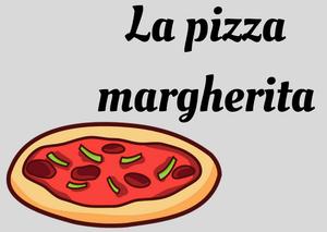 pizza margherita story Italian