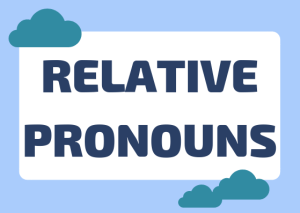 Italian relative pronouns use