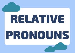Italian relative pronouns use