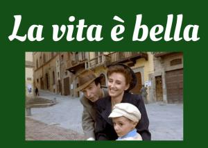 Italian film la vita è bella