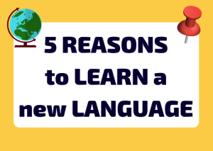 reasons to study foreign languages