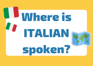 where is Italian spoken