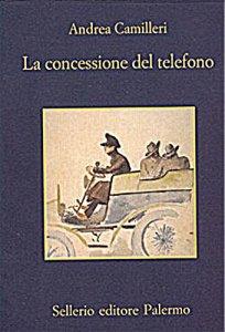 la concessione del telefono book cover