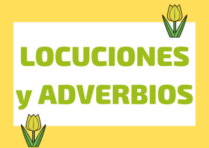 locuciones adverbios italiano