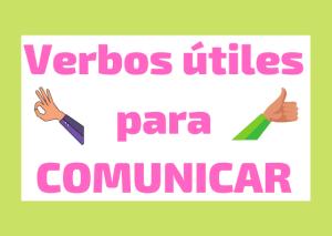 verbos italianos comunicar
