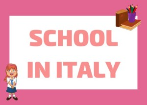 how to study in Italy