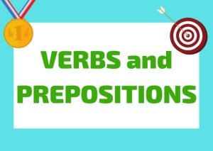 verbs and prepositions in Italian