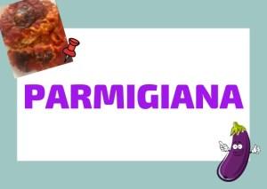 parmigiana italiana receta
