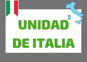 unidad de Italia resumen