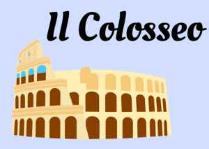 Colosseo italiano