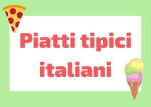 piatti delle regioni italiane