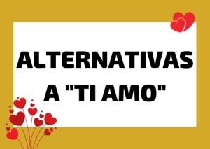 como decir te quiero en italiano