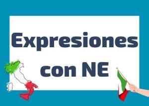 italiano ne expresiones