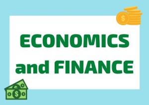 economics and finance Italian