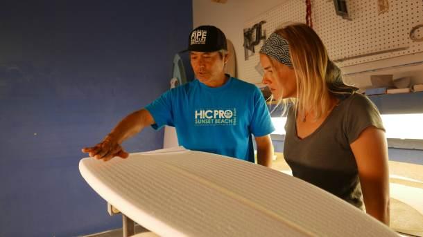 L&K#16 : Apprendre à shaper une planche de surf / How to shape a surfboard