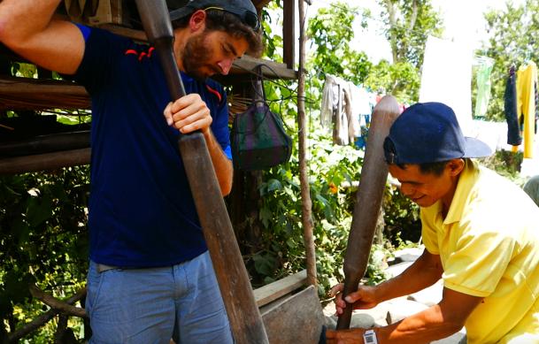L&K#17 : Apprendre à faire du riz aux Philippines