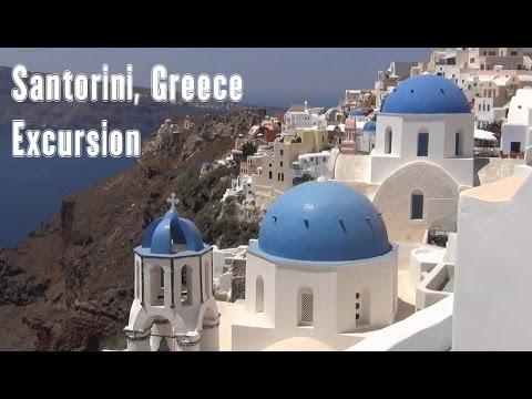 Santorini Greece Island Excursion