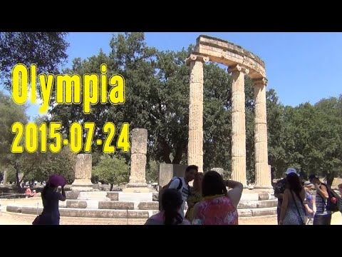 Olympia Greece Island Excursion – 2015-07-24