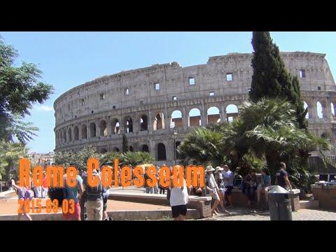 Rome Colosseum – 2015-08-03