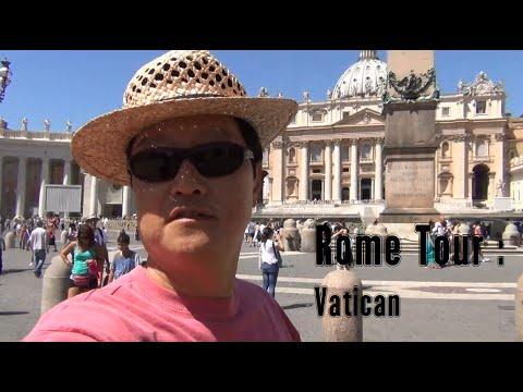 Rome Tour – Vatican – 2015-08-03