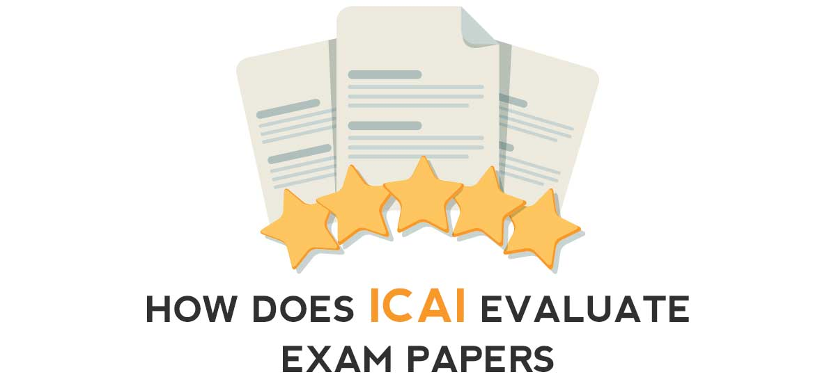 How Does ICAI Evaluate Exam Papers