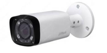 Camera Dahua Bullet với PoC
