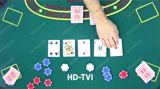 HD-TVI renkleri