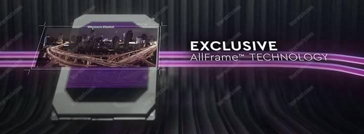 Ổ cứng giám sát Western Digital Purple