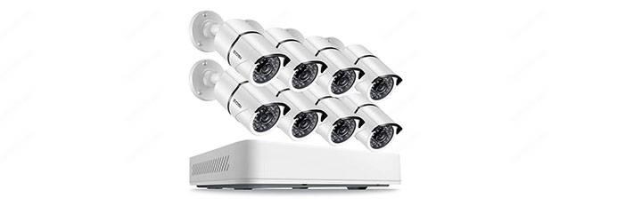 Camera an ninh Zozi 8 kênh 5MP HD