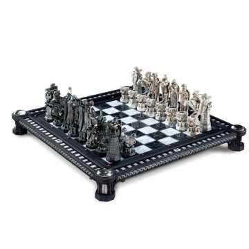 Harry Potter Final Challenge Chess Set, Harry Potter Final Challenge Chessboard