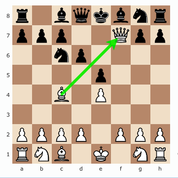 simple how to win chess in 4 moves 4 move checkmate scholar s mate
