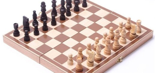 Foldable Chess Set, foldable wooden chess set, foldable chessboard, wooden chessboard