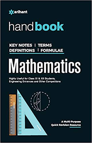Arihant Maths Handbook PDF free Download