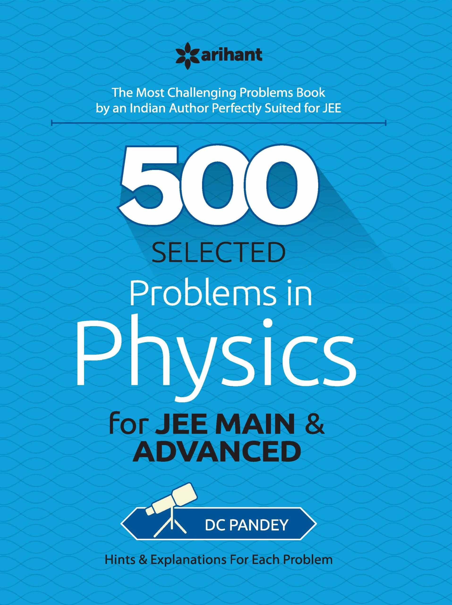 500 Selected Problems in Physics PDF by DC Pandey[Free]