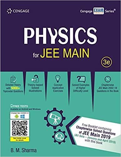Cengage Physics for JEE Main PDF 2n Edition 2020