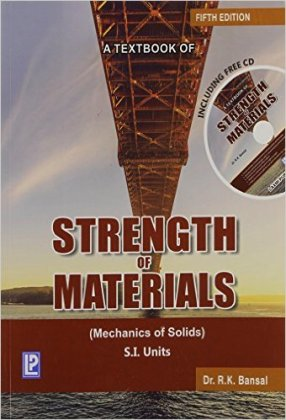 Strength of Materials PDF RK Bansal