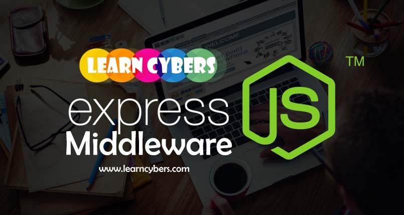 node express js tutorials middleware