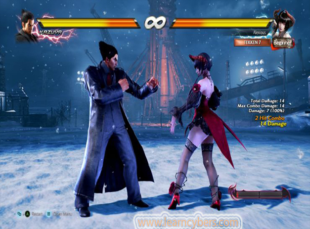 Play Tekken 7 on PS4, PC & Android Recommended Systems